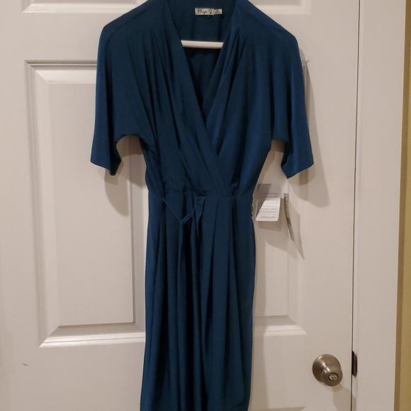 NWT adorable Eliza J poly/spandex mini dress 2